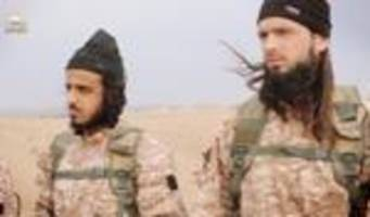 Hollande confirms two Frenchmen in Islamic State video