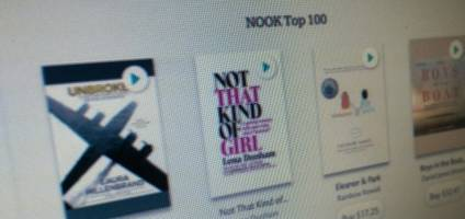 Barnes & Noble launches a Nook Audiobooks app for Android