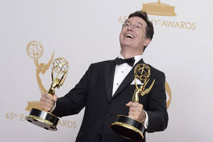 Stephen Colbert to host 37th Kennedy Center Honors